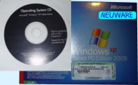 Windows XP Tablet Edition 2005 WindowsXP TabletPC deusch + Lizenz